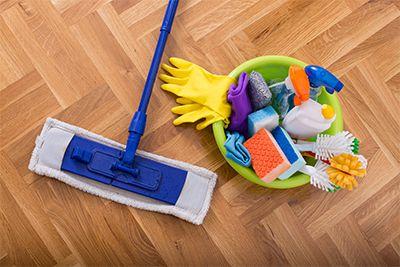 清掃用資機材の販売 イメージ
